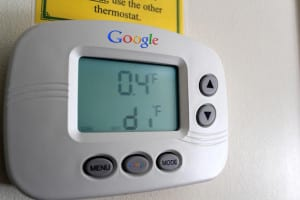 google-thermostat