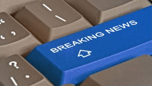 Hot key for breaking news