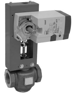 Direct Coupled Actuators Controltrends. This Linkage Allows You To Use Honeywell Direct Coupled Actuators Dcas Retrofit Most Manufacturers' Globe Valves In The Field. Wiring. Honeywell Direct Coupled Actuator Wiring Diagram At Scoala.co