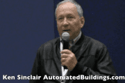 "Ken Sinclair's Automated Buildings May, 2017 Theme: ""The Uberization of Comfort, Satisfaction, and Wellbeing"""