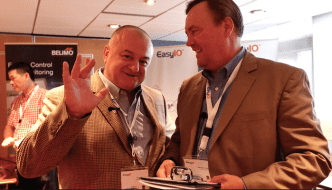 Building Automation Controls Renaissance Man Mike Marston at the EasyIO World Event