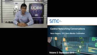 Episode 2: Control Networking Conversations with Varun Nagaraj