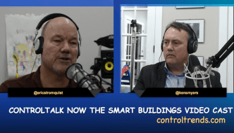 ControlTalk NOW — Smart Buildings VideoCast and Podcast for Week Ending November 15, 2015