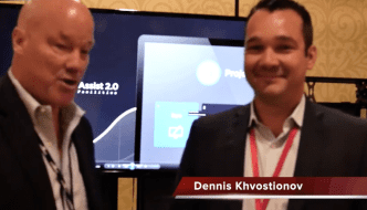 DG LOGIK Shows off Project Assist 2.0 at 2015 Lynxspring Exchange