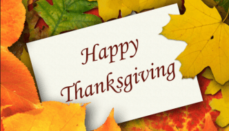 Happy Thanksgiving to our ControlTrends Community, Friends, Family, and Loved Ones, Near and Far!