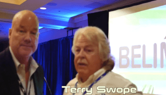 Terry Swope at The 2015 Lynxspring Exchange