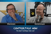 ControlTalk NOW — Smart Buildings VideoCast and Podcast for Week Ending January 31, 2016