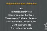 2015 ControlTrends Awards Highlight:  ACI Wins the Peripheral Product of the Year