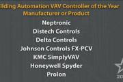 2015 ControlTrends Awards Highlight: KMC Controls Wins VAV Controller of the Year