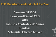 2015 ControlTrends Awards Highlight: Siemens' BT300 Wins VFD of the Year!