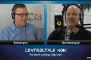 ControlTalk NOW — Smart Buildings VideoCast and Podcast for Week Ending February 7, 2016