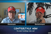 ControlTalk NOW — Smart Buildings VideoCast and Podcast for Week Ending May 1, 2016