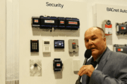 Honeywell's Roger Rebennack at the 2016 Niagara Summit Product Showcase