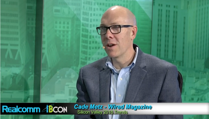 Cade Metz – Wired Magazine – Silicon Valley 2016 Trends for Smart Buildings and Homes