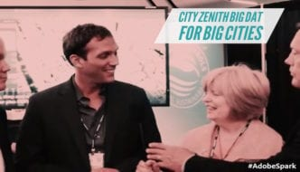"""""""Bright Lights, Big City"""" Data Analytics for Big Cities, by City Zenith"""