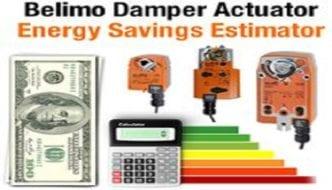 BELIMO Releases New Damper Actuator Energy Savings Estimator Tool