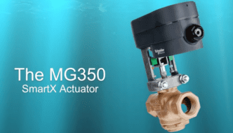 2016 ControlTrends Most Impactful Video of the Year: Schneider Electric's SmartX Actuator MG350