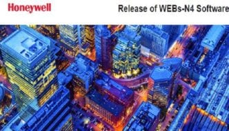 Honeywell Releases WEBs-N4.1.27.20 (N4.1.1) Software Packaged Release with Tools