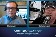 ControlTalk NOW — Smart Buildings VideoCast|PodCast for Week Ending Oct 16, 2016