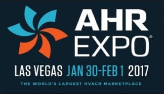 2017 AHR Expo in Las Vegas Breaks Three All-Time Records  For Overall Show Attendance, Size