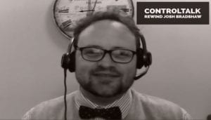 Josh Bradshaw on ControlTalk Now The Smart Buildings Podcast