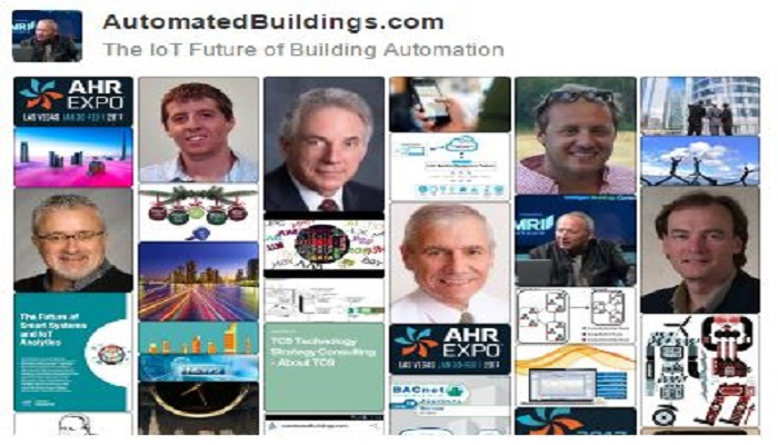 Ken Sinclair's Automated Buildings December Theme — The IoT Future of Building Automation. You Ought to Read This!