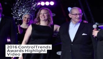 2016 ControlTrends Awards Highlight Video
