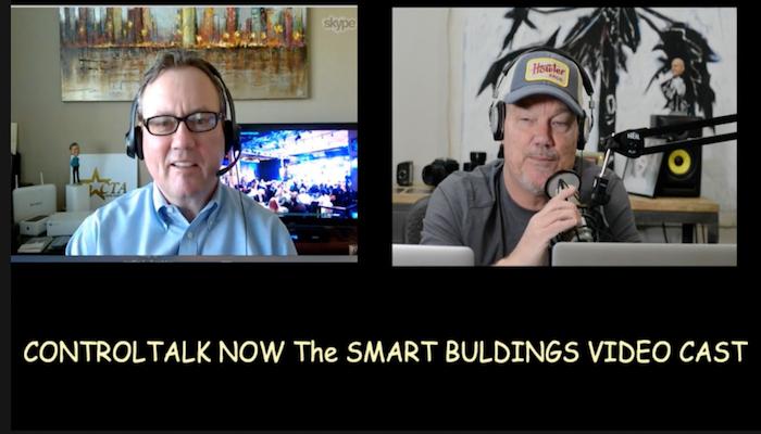 Episode 215: ControlTalk NOW — Smart Buildings VideoCast PodCast for Week Ending Feb 19, 2017