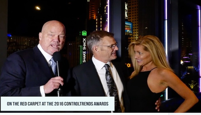 On the Red Carpet at the 2016 ControlTrends Awards