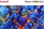 Honeywell Announces Release of WEBs-N4.2.36.38