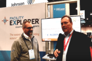Catching Up with Dimitri Papadopoulos and Johnson Controls at the 2017 AHR Show
