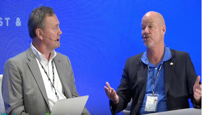 Ken and Eric, the ControlTrends Guys, Interviewed on RealComm Live at 2017 RealComm|IBcon