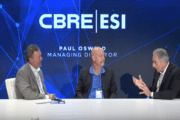 Catching Up with CBRE/ESI's Paul Oswald at RealComm|IBcon