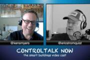Episode 229: ControlTalk NOW — Smart Buildings VideoCast PodCast for Week Ending June 25, 2017