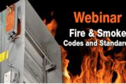 Ken's Calendar Free Webinar: Fire & Smoke, Codes and Standards