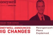 Honeywell Announces Planned Portfolio Changes