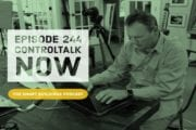 Episode 244: ControlTalk NOW — Smart Buildings VideoCast and PodCast for Week Ending November 5, 2017