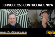 Episode 255: ControlTalk NOW — Smart Buildings Videocast and PodCast for Week Ending Feb 18, 2018