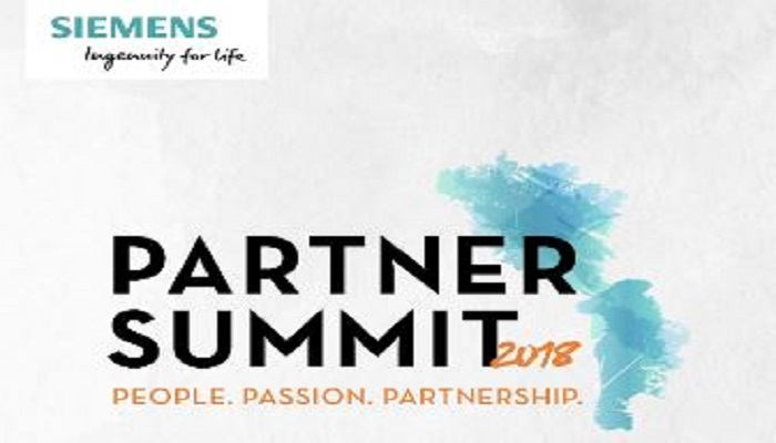 Welcome to the 2018 Siemens Partner Summit! Theme Focuses on People, Passion and Partnership