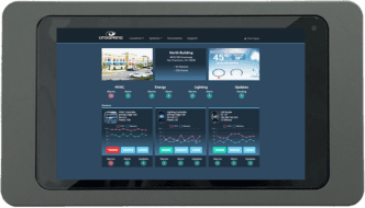 New Product Release: Lynxspring's 7″ HD Touchscreen Display
