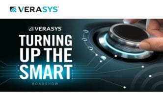 "Johnson Controls Announces Verasys ""Turning Up the Smart"" Roadshow"