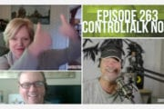 Episode 263: ControlTalk NOW — Smart Buildings Videocast and PodCast for Week Ending Apr 22, 2018