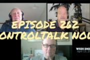 Episode 262: ControlTalk NOW — Smart Buildings Videocast and PodCast for Week Ending Apr 15, 2018