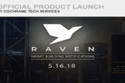Join Cochrane Tech Services for the Global Launch of RAVEN, May 16th at 3:00 PM EST