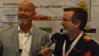 Controlco's Chip Cummings at the 2018 Niagara Summit– Presenting KODARO onPoint Packaged Analytics