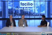 Realcomm20/IBcon Conference Live Interview with Rajavel Subramanian of Facilio