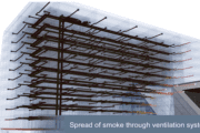 Belimo – Fire Protection Scenarios — Great Visual Presentation of Motorized Fire Dampers versus Non-motorized Fire Dampers