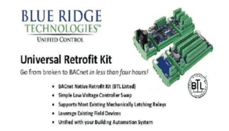 Blue Ridge Technologies Solutions — Shows You how to go from Broken to BACnet in 4 Hours