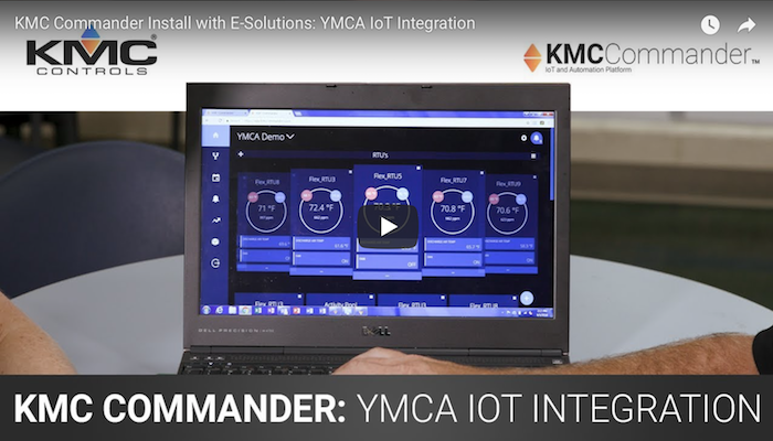 The KMC Commander: The Easy Way to turn a BAS System into an IoT Platform