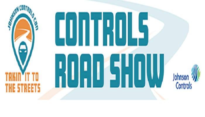 Johnson Controls Con is Hitting the Road! Taking it to the Streets!